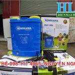 Máy phun thuốc trừ sâu chạy điện giá rẻ