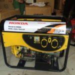 Máy phát điện Honda SH6500 (đề nổ – chống ồn) giá rẻ ở đâu ?
