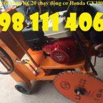 Máy cắt bê tông KC20 động cơ Honda GX390