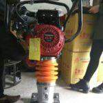 Bán máy đầm cóc chạy động cơ Honda GX160 Thái Lan