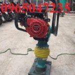 Giá rẻ máy đầm đất chạy xăng Trung Quốc động cơ Honda GX160