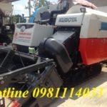Máy gặt đập liên hợp kubota DC70- dòng máy tốt nhất, máy cày kubota chính hãng