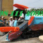 Máy cày kubota, máy gặt đập liên hợp kubota DC35, DC60, DC70 giá tốt