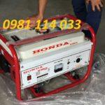 Máy phát điện gia đình Honda SH4500 khách lẻ, đại lý, dự án toàn quốc