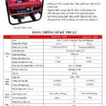 Các loại máy phát điện- sản phẩm thương hiệu, chất lượng nhất