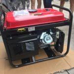 thông số và cách sử dụng máy phát điện gg 3000