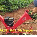 Giá rẻ bất ngờ máy băm cành cây thân gỗ Oshima MC65 băm siêu khỏe,chất lượng cực đỉnh