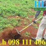 Bán giá rẻ máy xạc cỏ cầm tay Honda GX35 siêu tiện lợi cho nhà nông