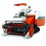 Máy gặt đập liên hoàn Kubota DC60 – máy nông nghiệp được ưa chuộng nhất toàn quốc