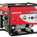 Máy phát điện Honda siêu giá rẻ cho ngày hè oi bức