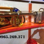 Máy phun thuốc dạng khói VNPK chạy xăng Hàn Quốc
