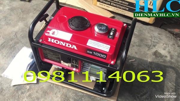 Thông số kỹ thuật máy phát điện Honda EB1000
