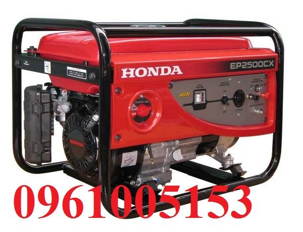 Máy phát điện Honda EP 2500CX xuất xứ Việt Nam