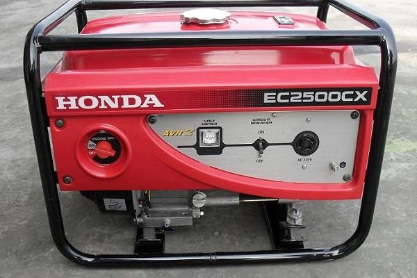 Những ưu điểm nổi trội của máy phát điện Honda EP 2500CX