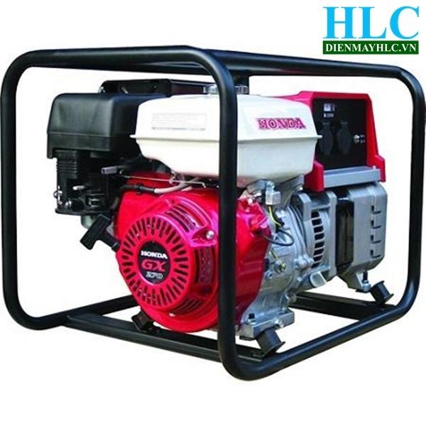 Máy phát điện Honda HG5500 chính hãng được nhập khẩu từ Thái Lan