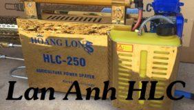 máy phun thuốc trừ sâu dạng khói HLC 250