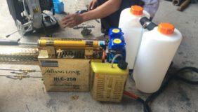 Giá máy phun thuốc diệt côn trùng