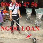 mua máy cắt cỏ hlc330 được giảm giá khi mua thêm máy xát gạo