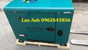 Máy phát điện chạy dầu Bamboo 5,5 kw