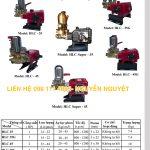Bán buôn, bán lẻ các loại máy rửa xe 1Hp, 2Hp máy chất lượng cao, máy ổn định giá cả hợp lý