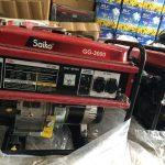 Máy phát điện Saiko Nhật Bản GG-3000 công suất 3.3kw