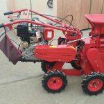 Máy thu hoạch ngô, máy bẻ bắp, máy bóc bẹ ngô đa năng siêu tiện ích
