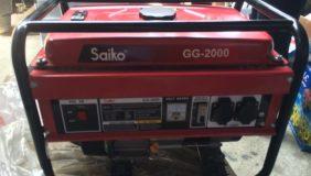Máy phát điện Saiko GG 2000