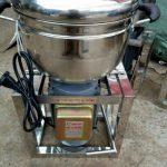 Máy xay thịt làm giò chả công suất 3kw, xay 5-7kg giò chỉ trong vài phút