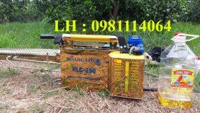 máy phun khói hlc 250