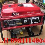 Máy phát điện Saiko GG 3000 -hàng Việt Nam chất lượng cao