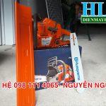 Địa chỉ tin cậy chuyên cung cấp cưa xích chạy xăng Husqvarna tại Hà Nội