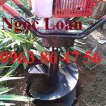 bán máy khoan đất, khoan lỗ trồng cây tại tỉnh Hòa Bình