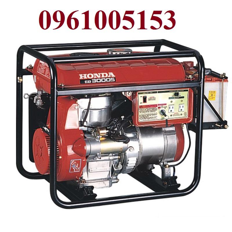 Máy phát điện gia đình mang đến sự tương trợ xuất sắc khi tiêu dùng. May-phat-dien-mini-EB-3000S
