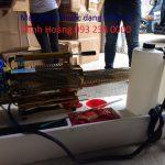Bán máy phun thuốc đạng khói  HLC 25 Hàn Quốc, liên doanh giao hàng  toàn quốc