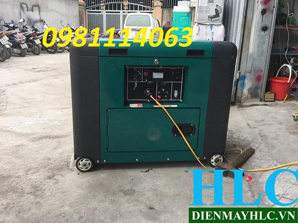 Đặc điểm của máy phát điện Bamboo chạy dầu 7,5kva