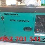 Địa chỉ cung cấp máy phát điện Nhật Bản chạy dầu Tomikama.