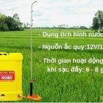 Chuyên phân phối Máy phun thuốc xịt điện con ong vang