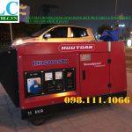 Máy phát điện Honda HK16000SDX giảm thanh 1 pha giá cực tốt