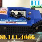 Máy rửa xe Tomikama HLC 1500 công suất 1,6kw khỏe, bền bỉ