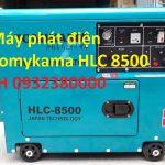 Mua máy phát điện chạy dầu 5kw, 7kw thương hiệu Nhật Bản