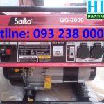 Máy phát điện gia đình, máy phát điện Saiko GG2000