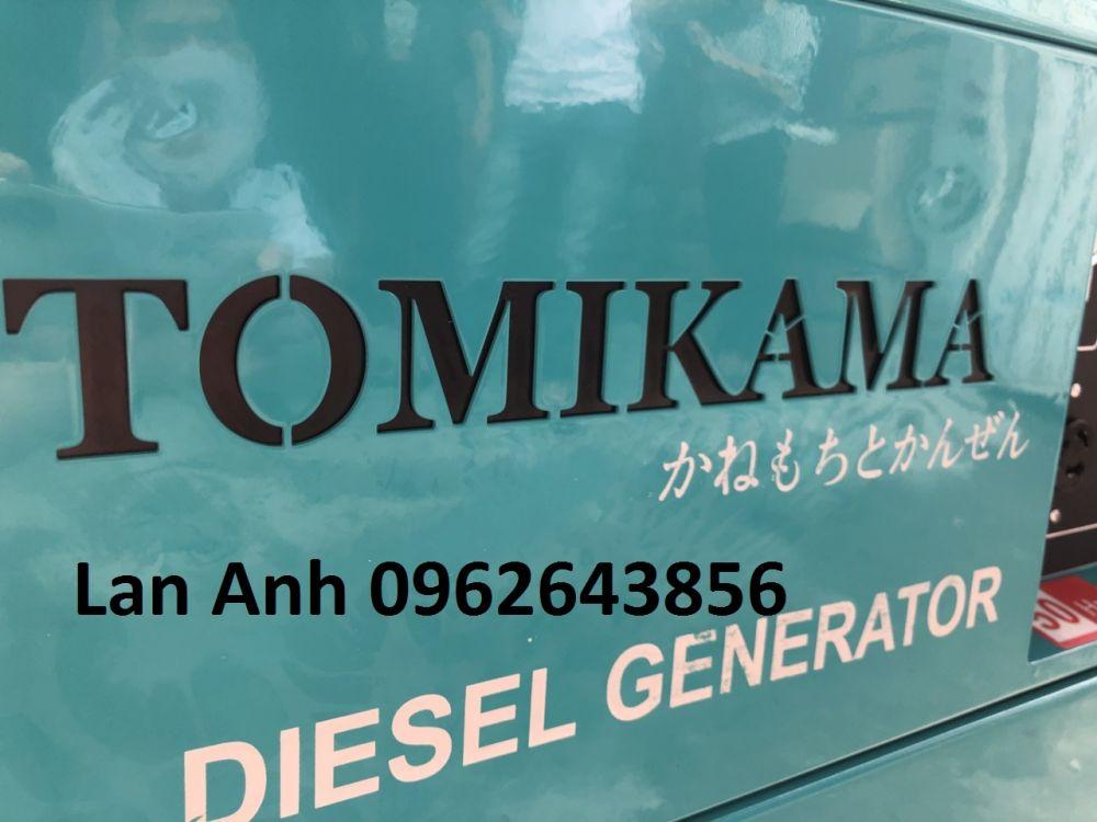 Thương hiệu Tomikama