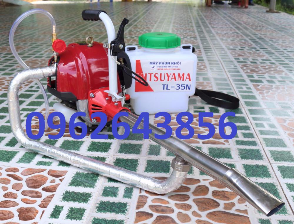 máy phun khói mini chạy xăng 0962643856