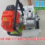 Máy bơm nước chạy xăng Huspanda BN43 công suất 1.25kw giá cực rẻ
