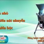 Giới thiệu máy chế biến thức ăn chăn nuôi 3A 1,5kw Tại HLC