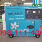 Máy phát điện gia đình Tomikama 6500 chính hãng giá rẻ