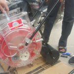 Bán máy tra hạt bắp kết hợp bón phân đẩy tay thế hệ mới