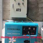 Địa chỉ cung cấp máy phát điện chạy dầu chống ồn chất lượng Nhật Bản giá tốt