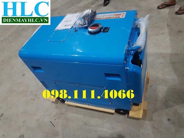 Máy phát điện Kawarzhima KZ6500DE đem lại tiện ích cho người sử dụng