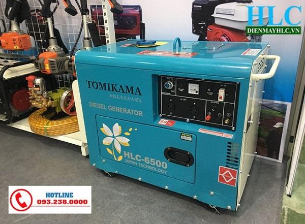 Những lưu ý khi sử dụng máy phát điện gia đình chạy dầu Tomikama